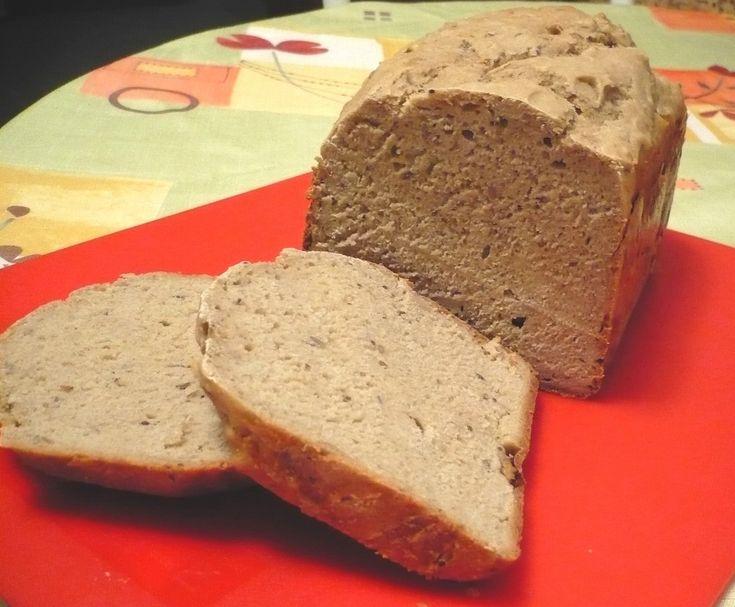 Všetky ingrediencie vložíme do pekárničky. Pečieme na programe SPRINT ( ETA ).