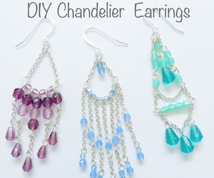 This instructable is a beginners guide for those out there that have yet to delve into jewelry making. I think most people don't realize how simple it is to do on your own. A great craft project for kids and adults and also a way to make some extra money at a craft fair. Once you have the steps down your ready to make more complicated earrings. In this instructable there is a tutorial on how to make beginner and intermediate chandelier earrings. Sometimes seeing how things are assembled can…