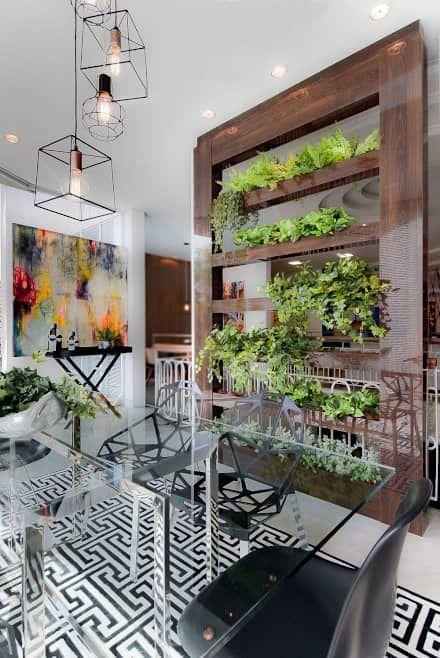 Sala de Jantar: Salas de jantar industriais por Sgabello Interiores