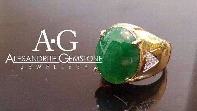 Jadeite type A. Burmese