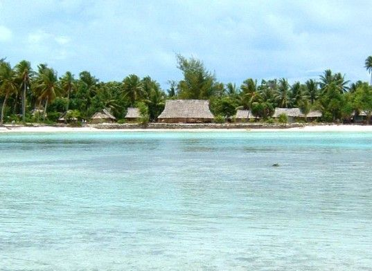Kiribati Island Nation Considers Moving Entire Population to Fiji to Escape Climate Change  by Brit Liggett, 03/09/12