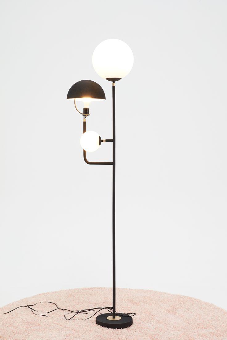 196 best Floor Lights images on Pinterest   Floor lamps, Lighting ...