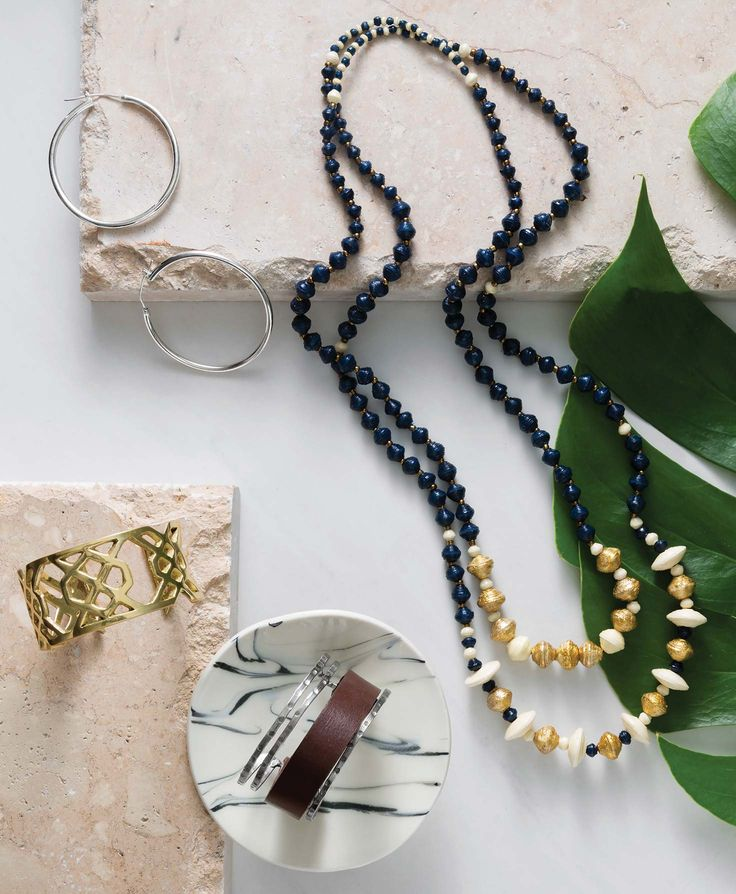 Noonday Collection, Fair Trade, Jewelry, Artisan, Ethical Fashion, Noonday Style, Handmade, Necklace, Chateau Necklace, Handcrafted Paper Beads, Seed Beads, Uganda