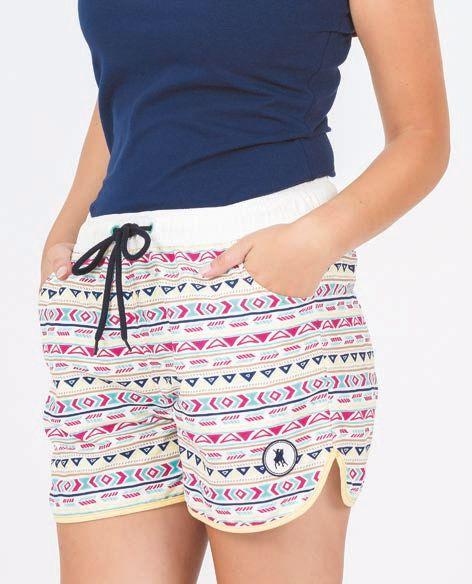 "Short mujer modelo Tuareg ""La Jaca"""