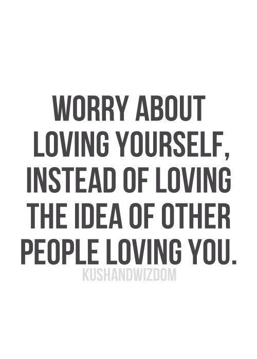 Loving yourself                                                                                                                                                                                 Más