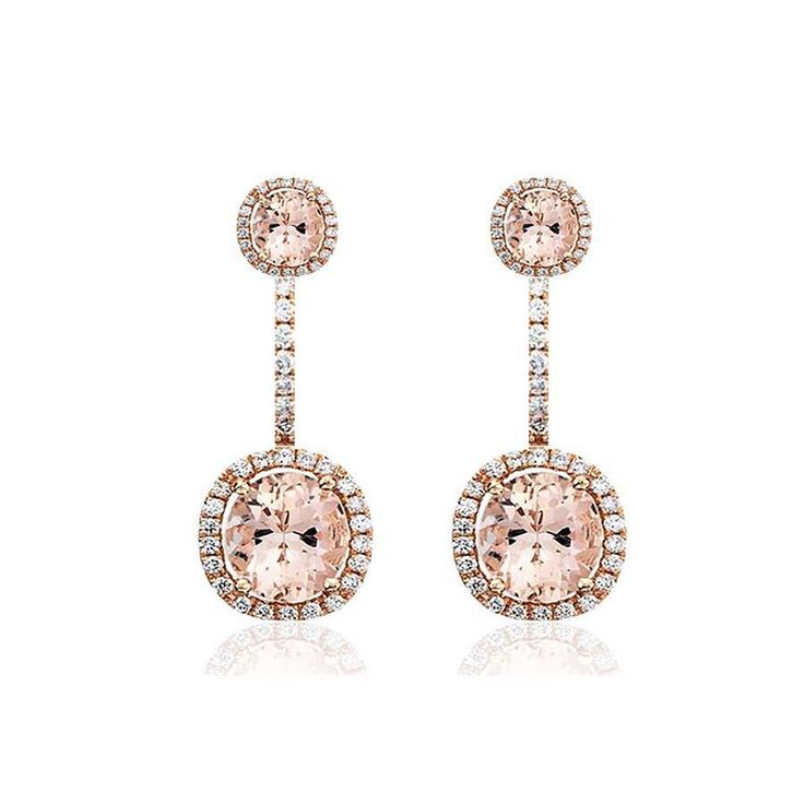 Still #drooling over our #morganite and #Rose #Gold collection.. what will you choose?
