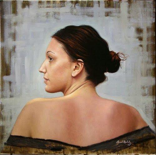 Manuel Hurtado | Spanish Figurative Painter