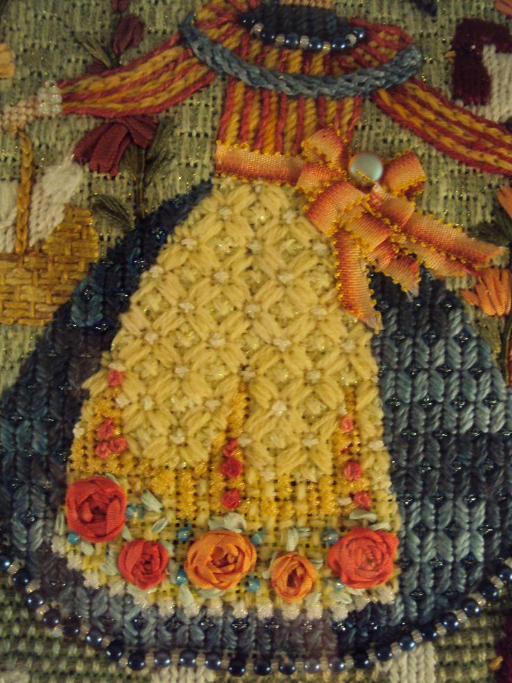 Best images about needlepoint needle art on pinterest