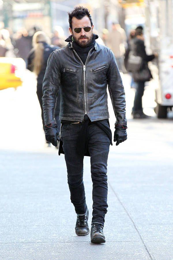Parce qu'on aime son côté hipster / Justin Theroux est-il l'acteur le plus sexy d'Hollywood ?