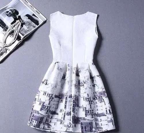 vestidos casuales importados