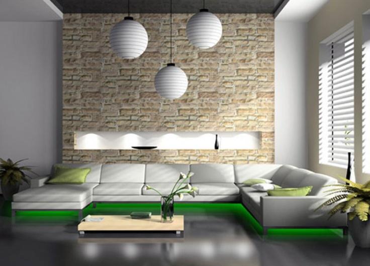 13 best Steinwand images on Pinterest White bricks, Brick wall