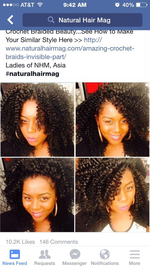 Natural Hair Journey Post Big Chop