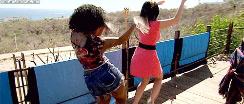 dance dancing bad girls club bgc bgc9 erika jordan bad girls club 9 bgc 9 #gif from #giphy