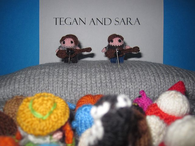 "New! ""Tegan and Sara play Mochimochi Land"" #KnitHacker #knit #knitting cc @Anna Totten Hrachovec @Tegan Mierle and SaraKnits Cc, Mochimochi Land, Plays Mochimochi, Sara Plays, Hrachovec Tegan, Knithack Knits, Knits Knits, Gamer Knits, Tegan And Sara"