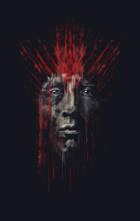 Red by Rafał Rola | Latest Art Prints from INPRNT