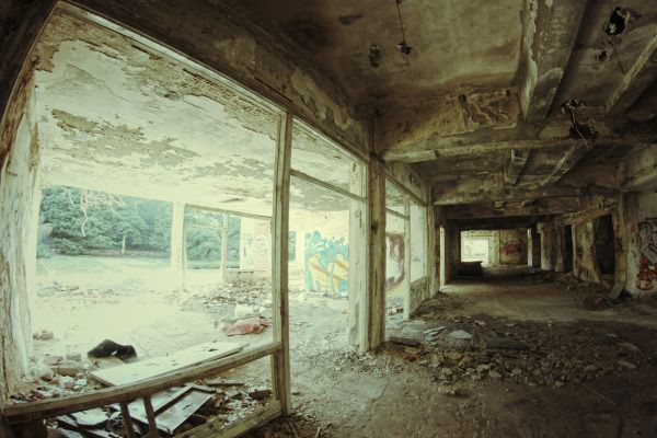 Sanatorium, Parnitha..