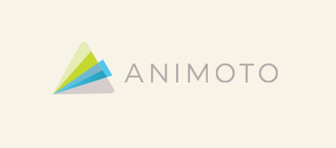 """Animoto - a tool for students to create beautiful 30-second videos on any topic.  It is FREE for teachers if you sign up for an Education account! (Look at the bottom of the page for the link to """"Education"""")."""