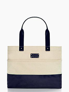 kate sapde new york navy tote on sale !  #surprisesale!