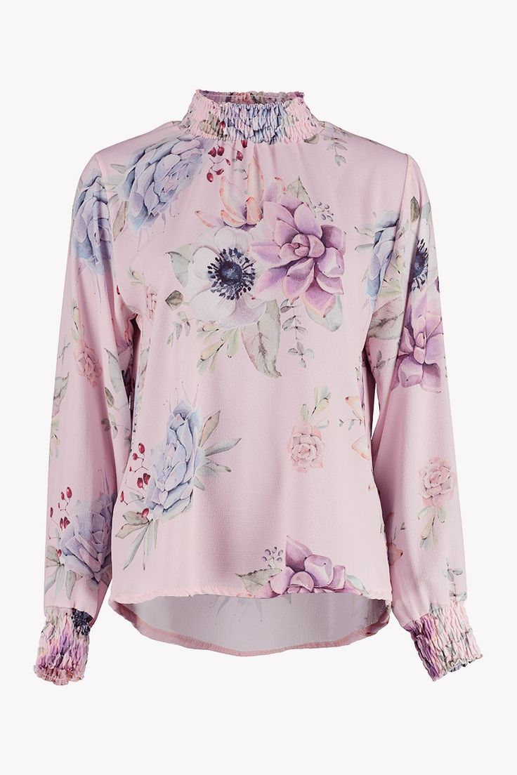 Bluse Juliet Summer Pink fra Floyd by Smith