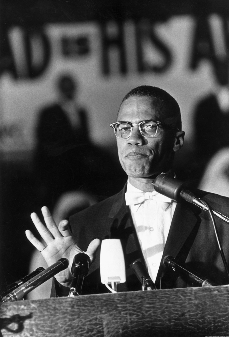 malcolm x charismatic leader After malcolm x's assassination on february 23, 1965, minister farrakhan  like  his predecessor, louis farrakhan was a dynamic, charismatic leader and a.