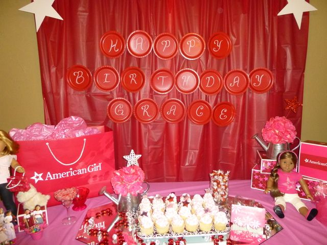 """Photo 13 of 33: American Girl Doll / Birthday """"American Girl Slumber Party""""   Catch My Party"""