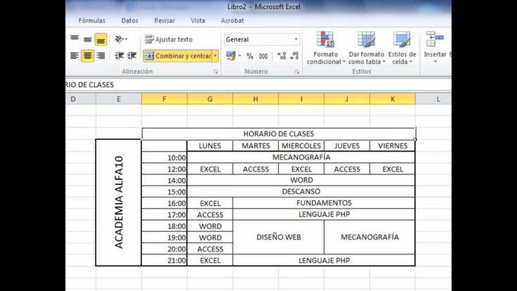 Combinar Celdas en Excel | AprendeCosas.es Respuesta a una pregunta frecuente que me hacen mis alumnos en clase. Cómo se hace para que una celda tenga la anchura de varias columnas?. Más tutoriales cursos ebooks etc en http://ift.tt/2tlUcF3