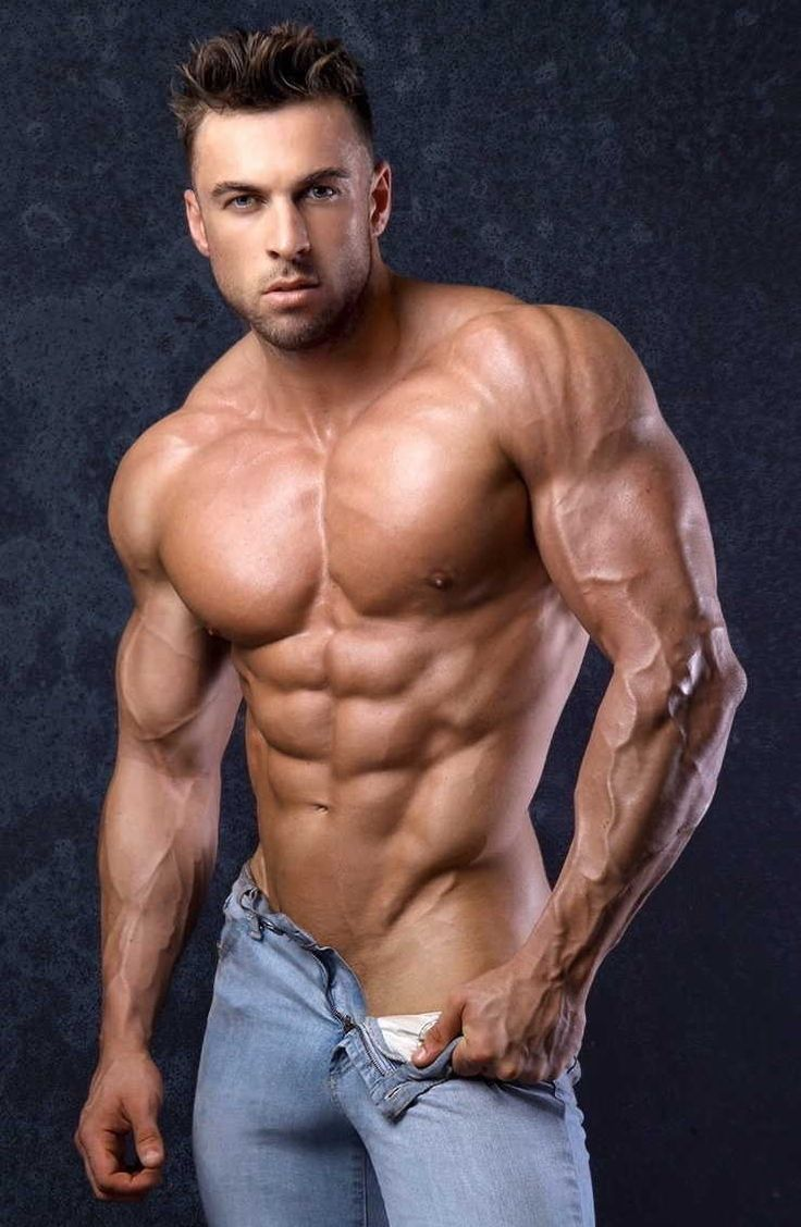 Pin By Reed Park On Guys In Jeans  Muscle Men, Shirtless -1100