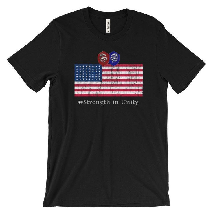 #StrengthinUnity Patriot (unisex)
