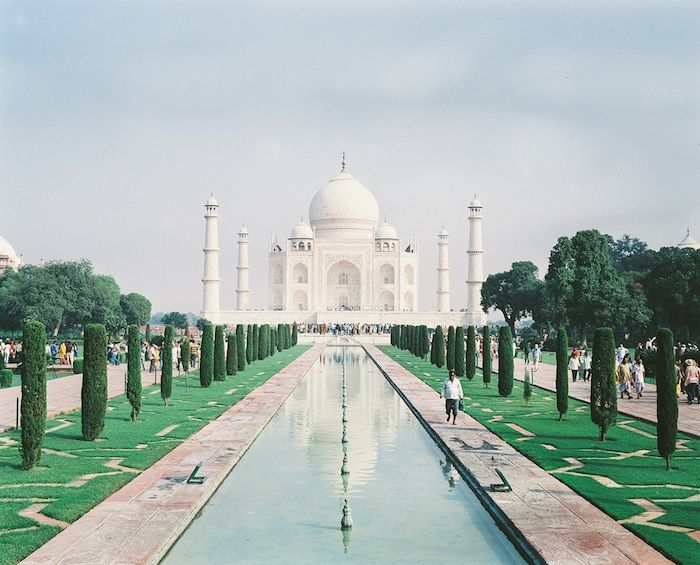 Afends X India: Taj Mahal, Agra, India Photography by Sam Nolan