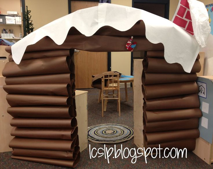 Winter Dramatic Play From L C Slp Re Pinned By