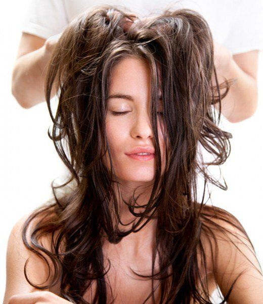 Causes and natural, non-prescription home cures for dry, flaky, itching scalp.