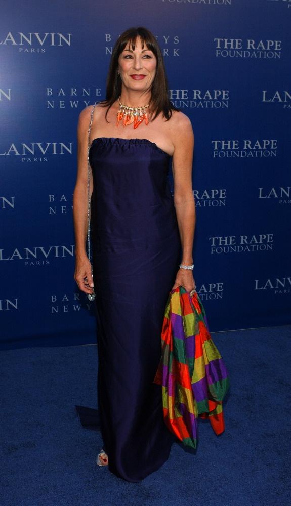 Anjelica Huston | Strapless dress formal, Fashion news ...
