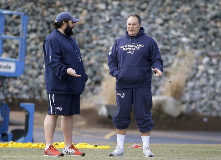 Matt Patricia is so addicted to football that he once took a 94 percent pay cut — yes, 94 percent — for the chance to be a position coach at the Division III level. The Patriots' burly and bearded …