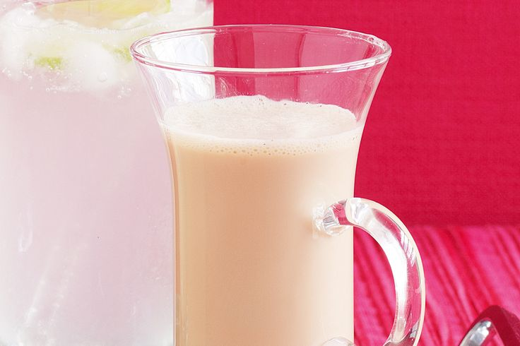 Stretched tea      Enjoy the exotic taste of this refreshing and flavoursome Asian-inspired beverage.