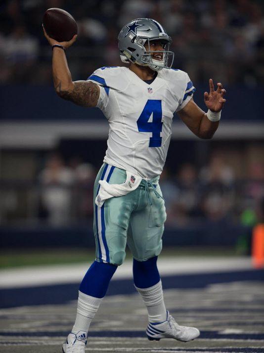 Dak Prescott continues to be the surprise story of preseason for Dallas Cowboys
