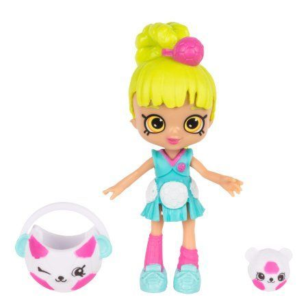 Happy Places Shopkins Season 3 Doll, Ballinda