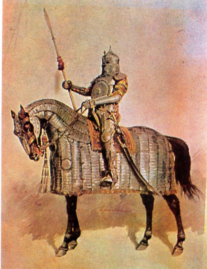 Knight Ottoman Sipahi Full Armor