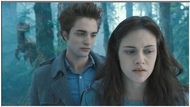 Twilight. You're doing it right.