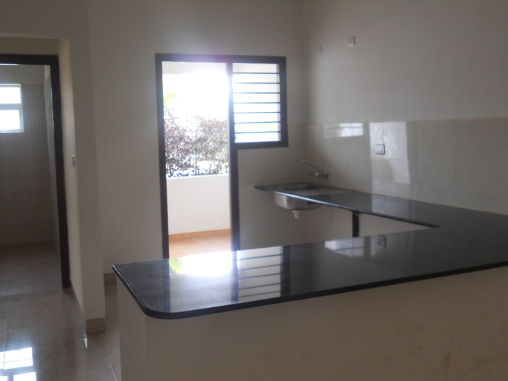 BREN Trillium - G + 5 suite of 2 / 3 BHK Apartments near Electronic City Phase II, Open Kitchen view - Near Naganathapura, near Mico Boasch, Azim Premji University