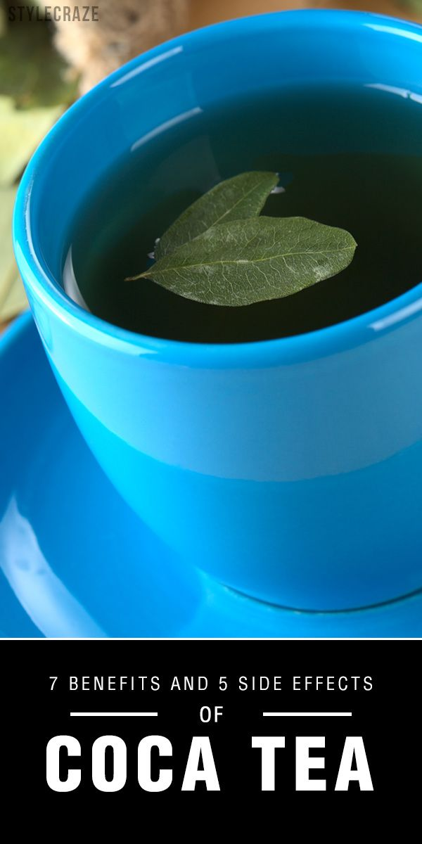 Did you know coca tea can treat your altitude sickness? This herbal tea along with its many benefits has side effects too. Discover everything about coca leaf tea