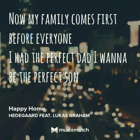 Happy Home-Lukas Graham