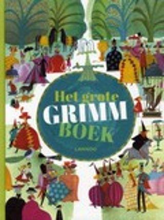 Het grote Grimm boek; 16 sprookjes van de gebroeders Grimm. Moderne bewerkingen van 16 sprookjes van de gebroeders Grimm, waaronder 'Raponsje' en 'Hans en Grietje'. Met kleurenillustraties van 16 hedendaagse illustratoren. Vanaf ca. 5 t/m 8 jaar.