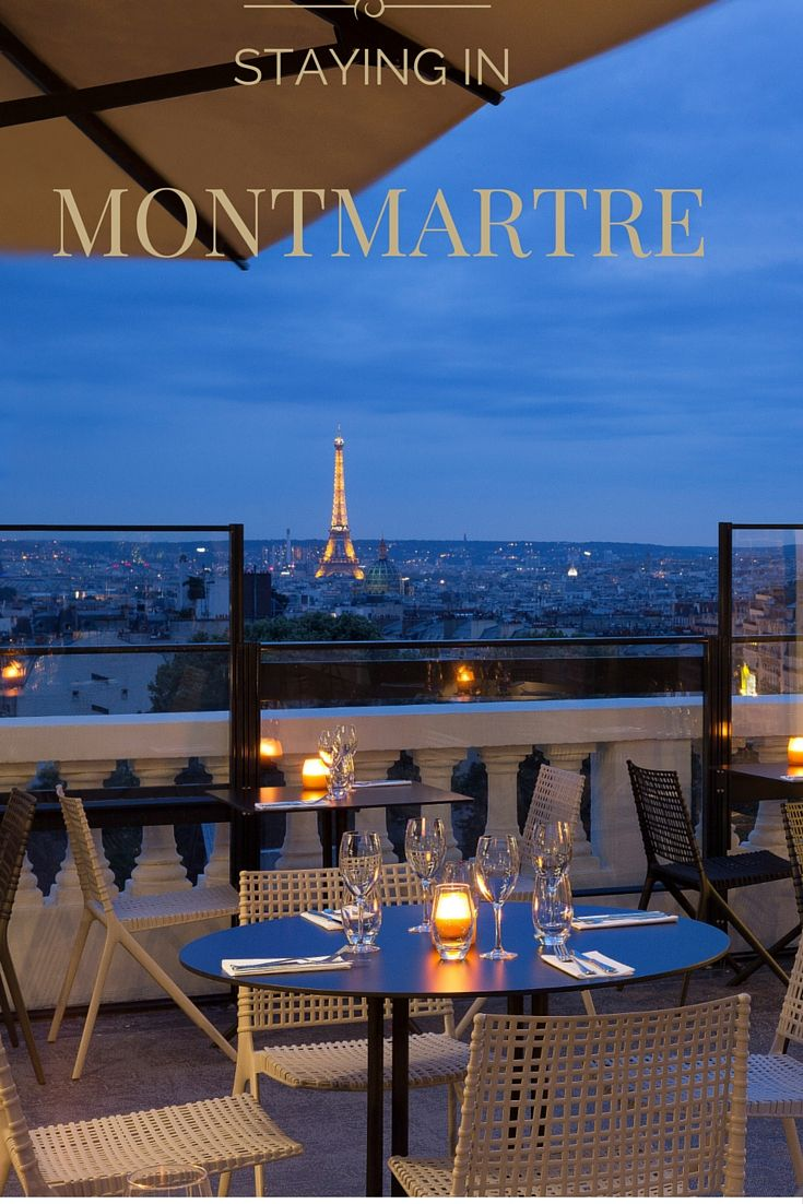 The time I stayed in Montmartre and made new friends!Picture:Hotel Terras,Paris