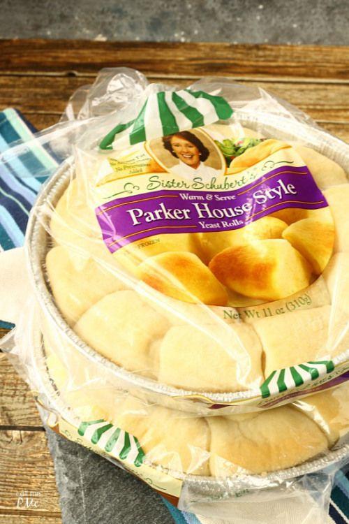 Sister Schubert's Cinnamon Roll Apart Bread