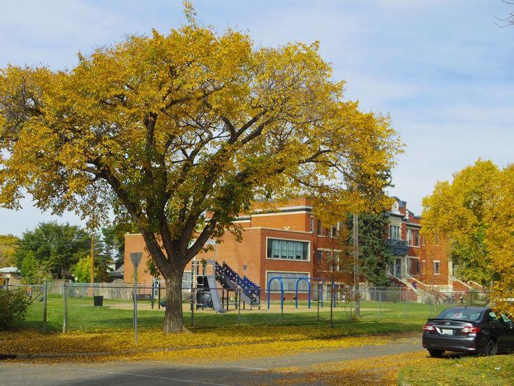 Mayfair Community School in Saskatoon