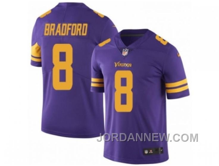 da4b33ed7 ... Mens Minnesota Vikings 8 Sam Bradford Nike Purple Vapor Untouchable  Limited Player Jersey get discount httpwww.jordannew.commens-nike-minnesota-  ...