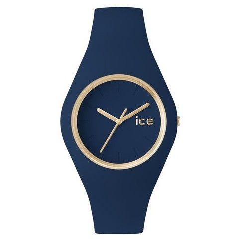 Montre ice glam forest twilight unisex bleu Ice watch vu dans la presse à retrouver sur Selectionnist.com