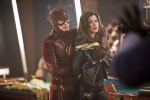 """Peyton List Talks Joining """"The Flash's"""" Rogues as Golden Glider - Comic Book Resources"""