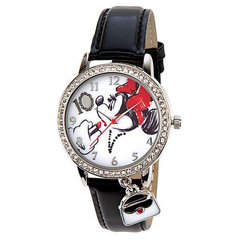 Diva Minnie Mouse Watch for Women | Watches | Disney Store