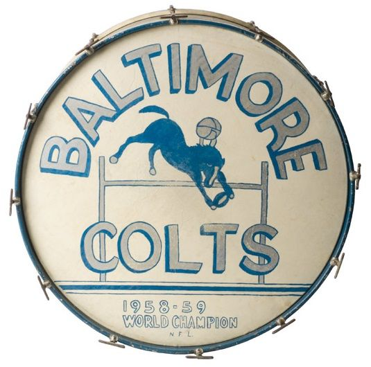 Old Baltimore Colts..History